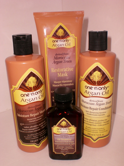 Product Review One N Only Argan Oil Leopardkissez