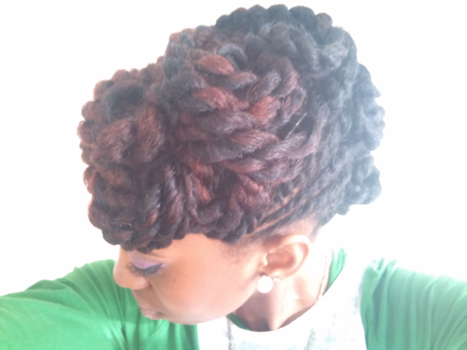 Protective Natural Hair Styles: LeopardKissez